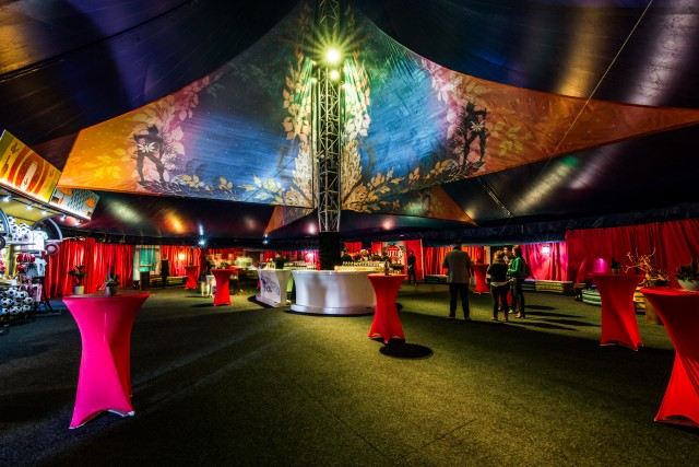 Indulge In The Vip Experience At Cirque Du Soleil S Luzia