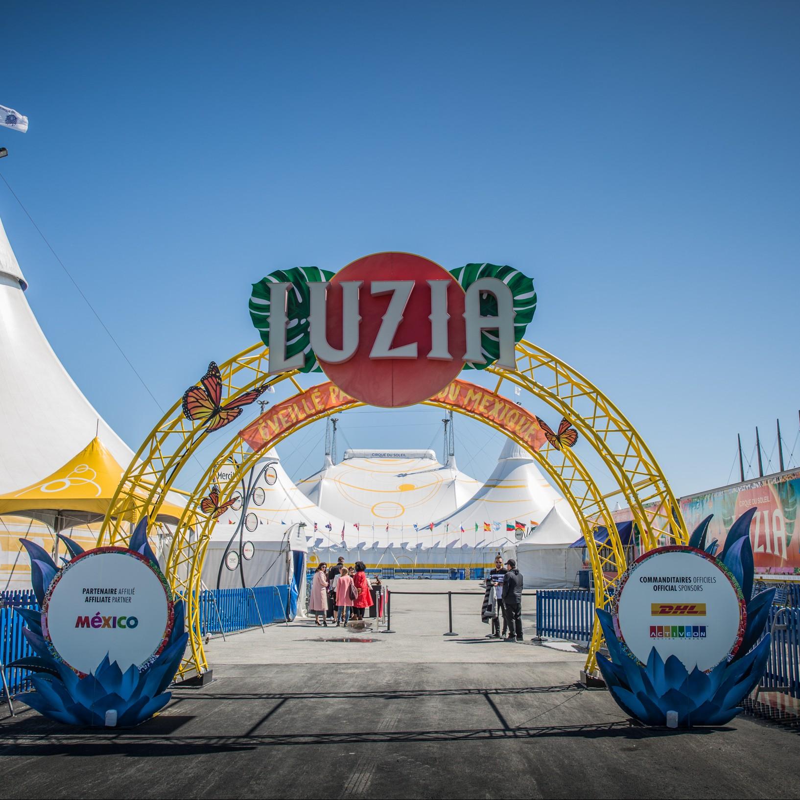 Luzia VIP Montreal Cirque du Soleil (12)