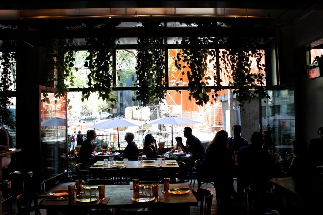 Cafe parvis montreal cafe downtown (5)