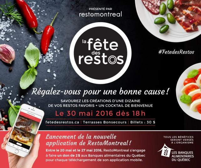 Fete Restos Montreal Event