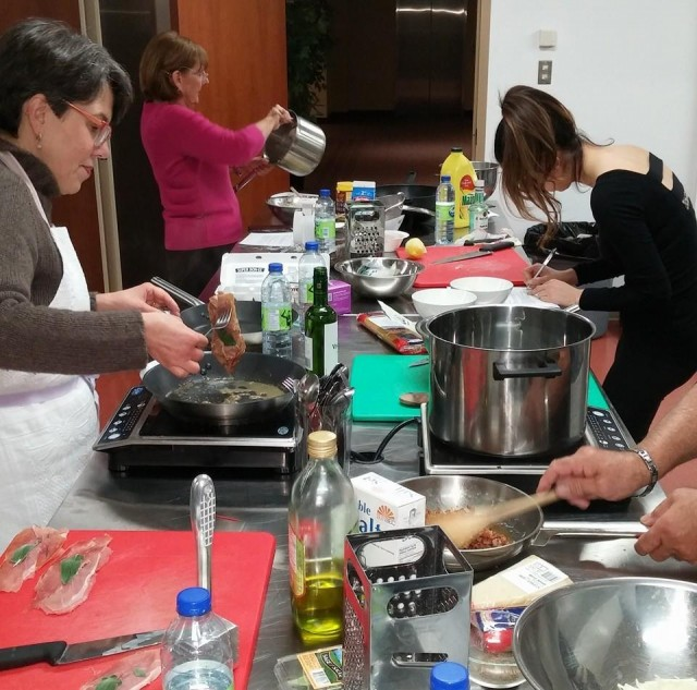 Leonardo Da vinci cooking classes montreal mothers day