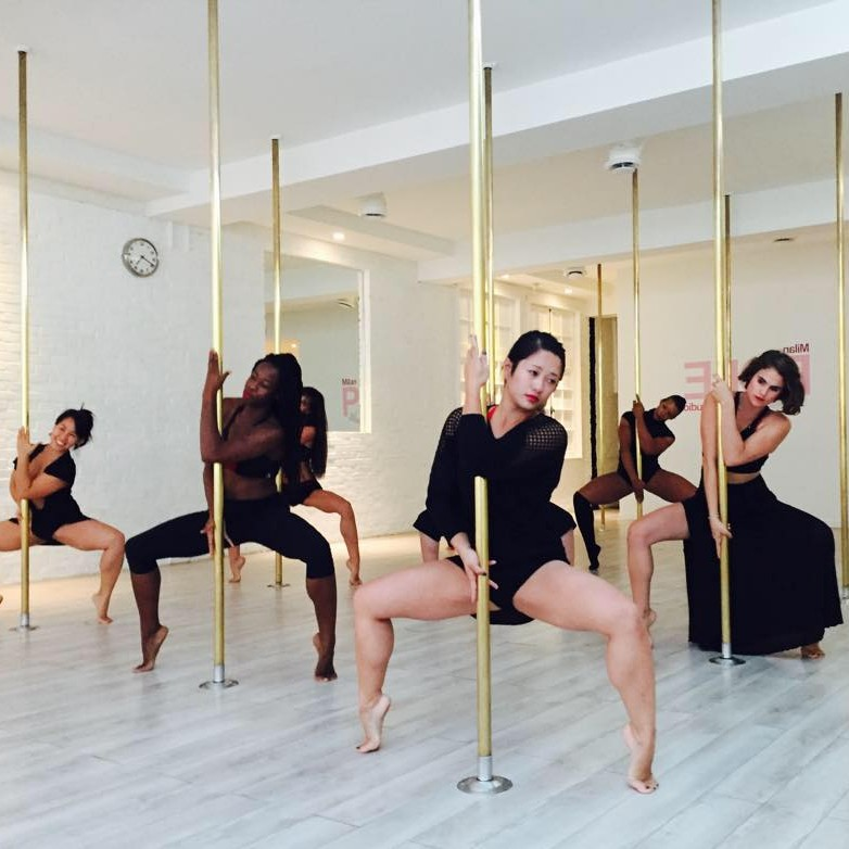 Milan Pole Dance gym (4)