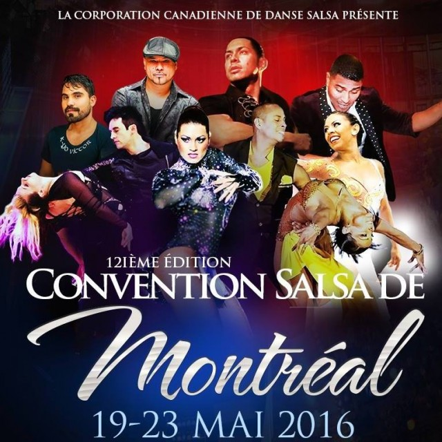 Montreal Salsa convention 1