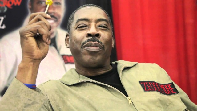 ernie hudson ghostbusters montreal comiccon
