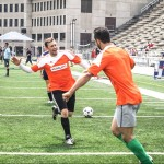 Kick a Few Balls at Montreal's Charity Soccer Tournament