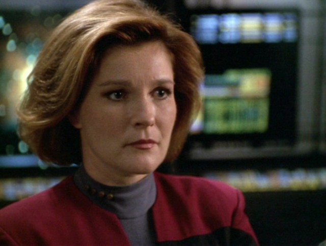 kate mulgrew star trek montreal comiccon