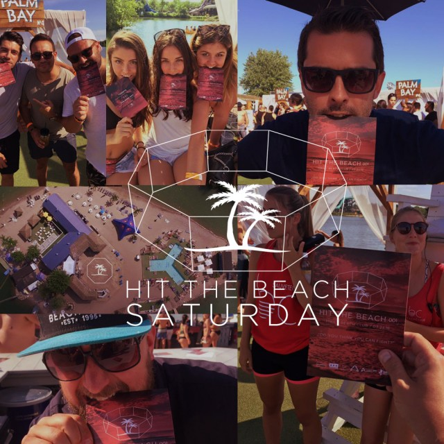 Hit the beach Beach Club Montreal (1)