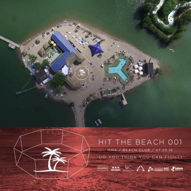Hit the beach Beach Club Montreal (6)