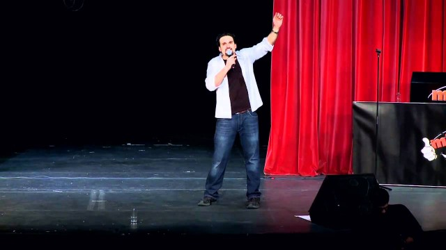 Nemr Abou Nassar Montreal Just for Laughs Festival 2016 (4)