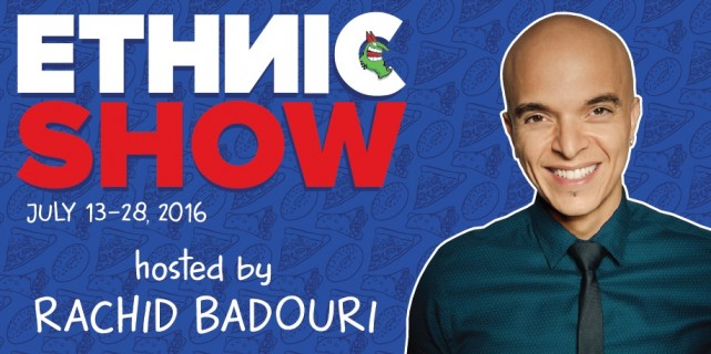 The ethnic show just for laughs festival montreal