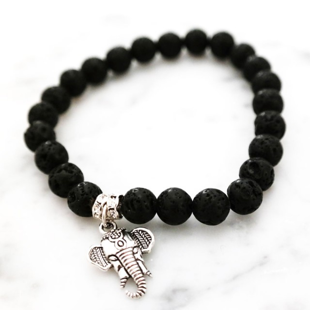 ella-dugre-lava-elephant-bracelet-montreal-gift-guide