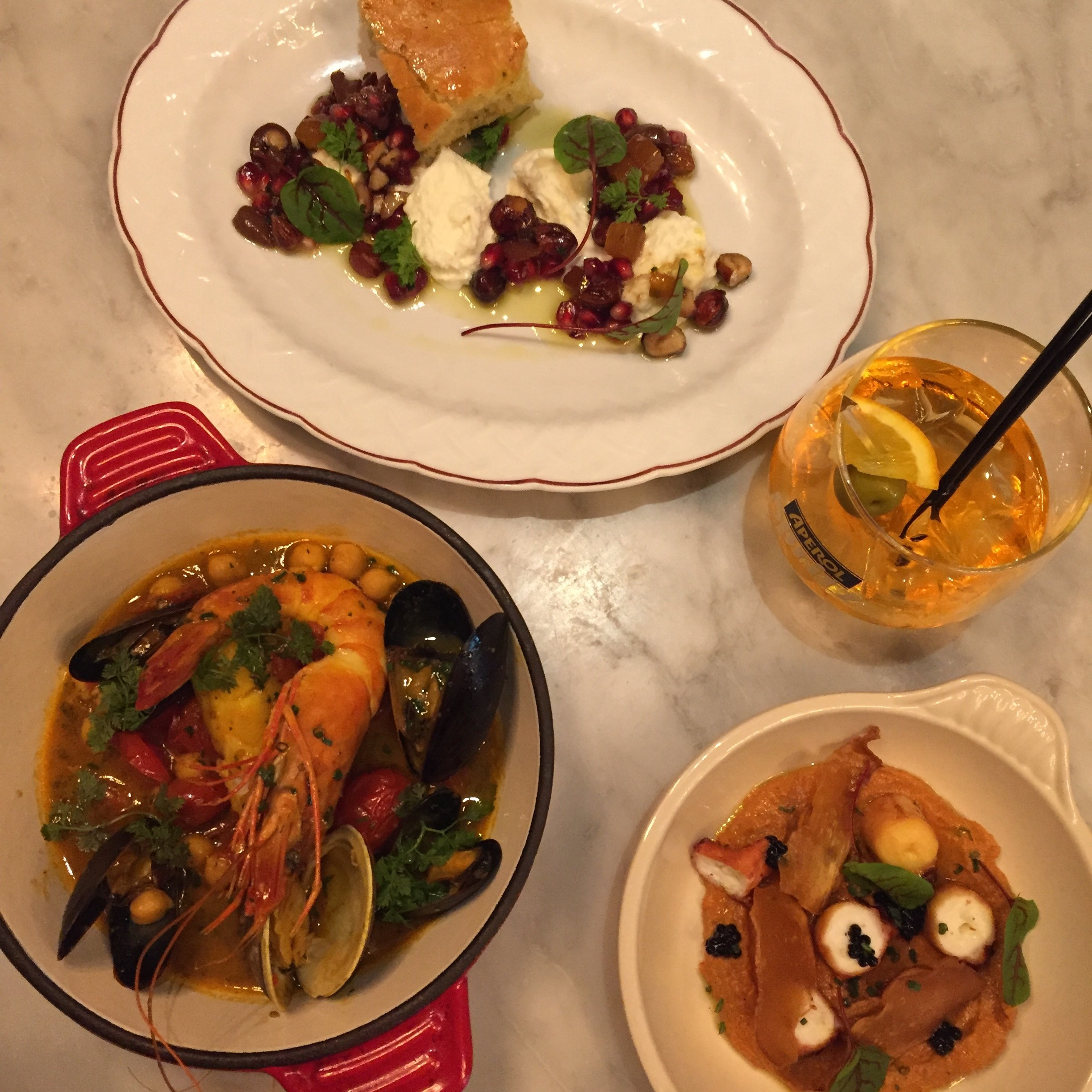Fiorellino Italian restaurant Montreal (1)