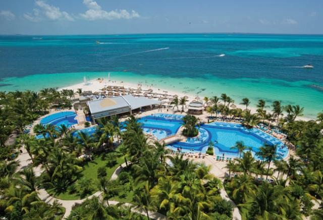 Riu Caribe website (2)