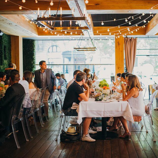 Restaurant Beatrice Westmount Italian Montreal 1