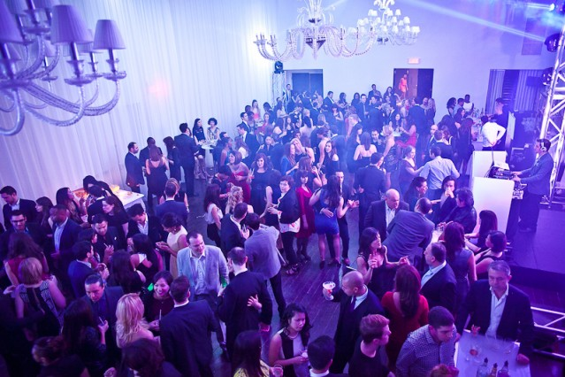 Dolce Ball Chic Shack Montreal fundraising MCHF 2