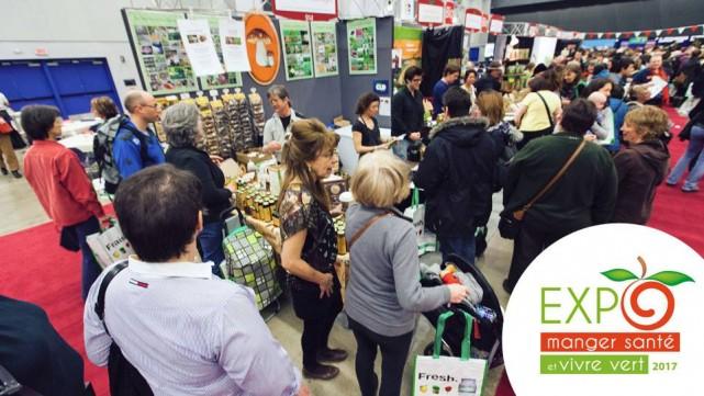 Expo Manger Sante et Vivre Vert_Montreal_2017 4