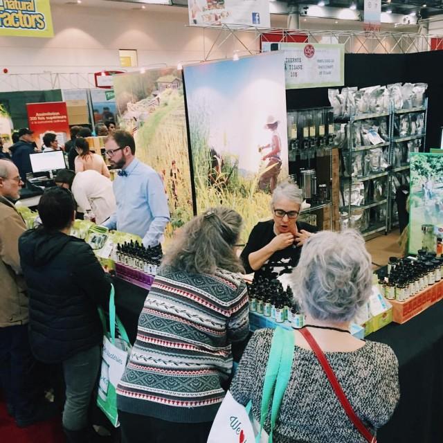 Expo Manger Sante et Vivre Vert_Montreal_2017 5