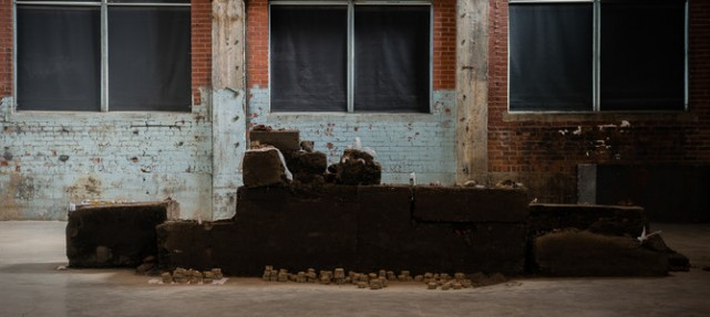 Fonderie Darling Exhibit Montreal Art (1) Dineo Seshee Bopape