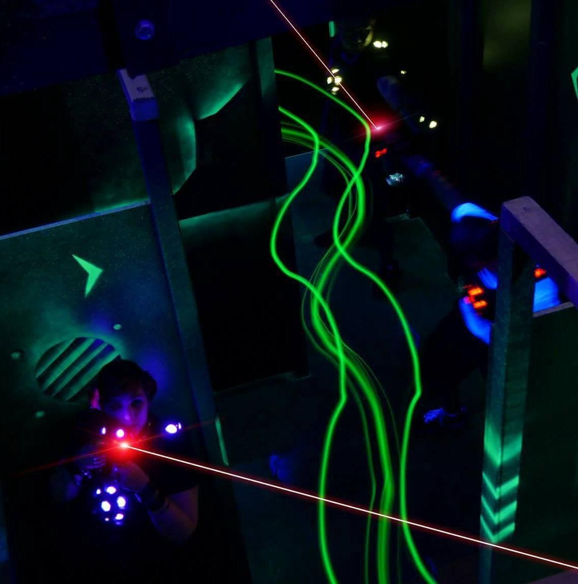 Laser Game Evolution montreal 6