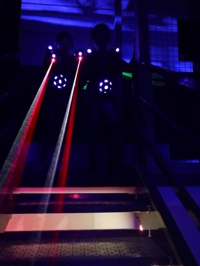 Laser Game Evolution montreal 7