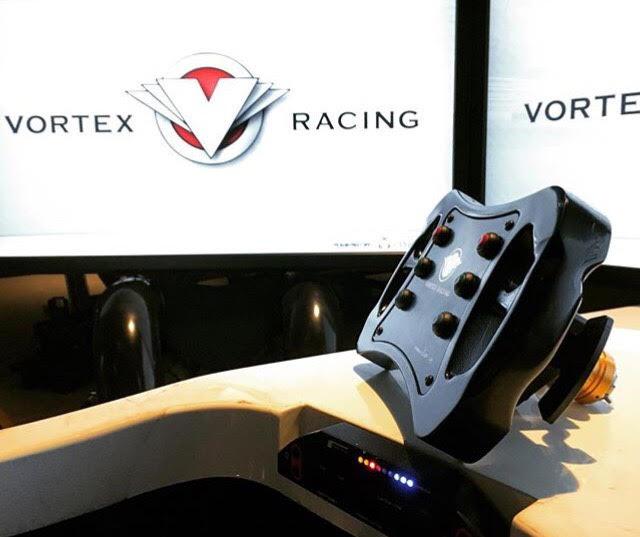 Official Vortex Racing montreal formula 1 simulator 3