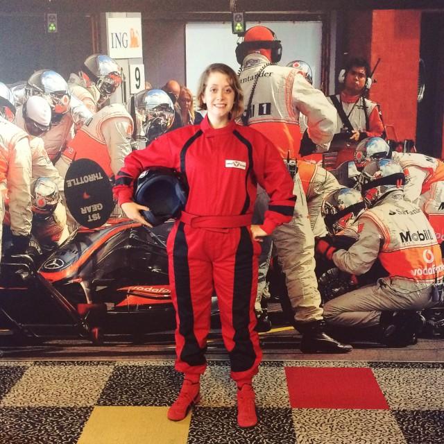 Official Vortex Racing montreal formula 1 simulator 9
