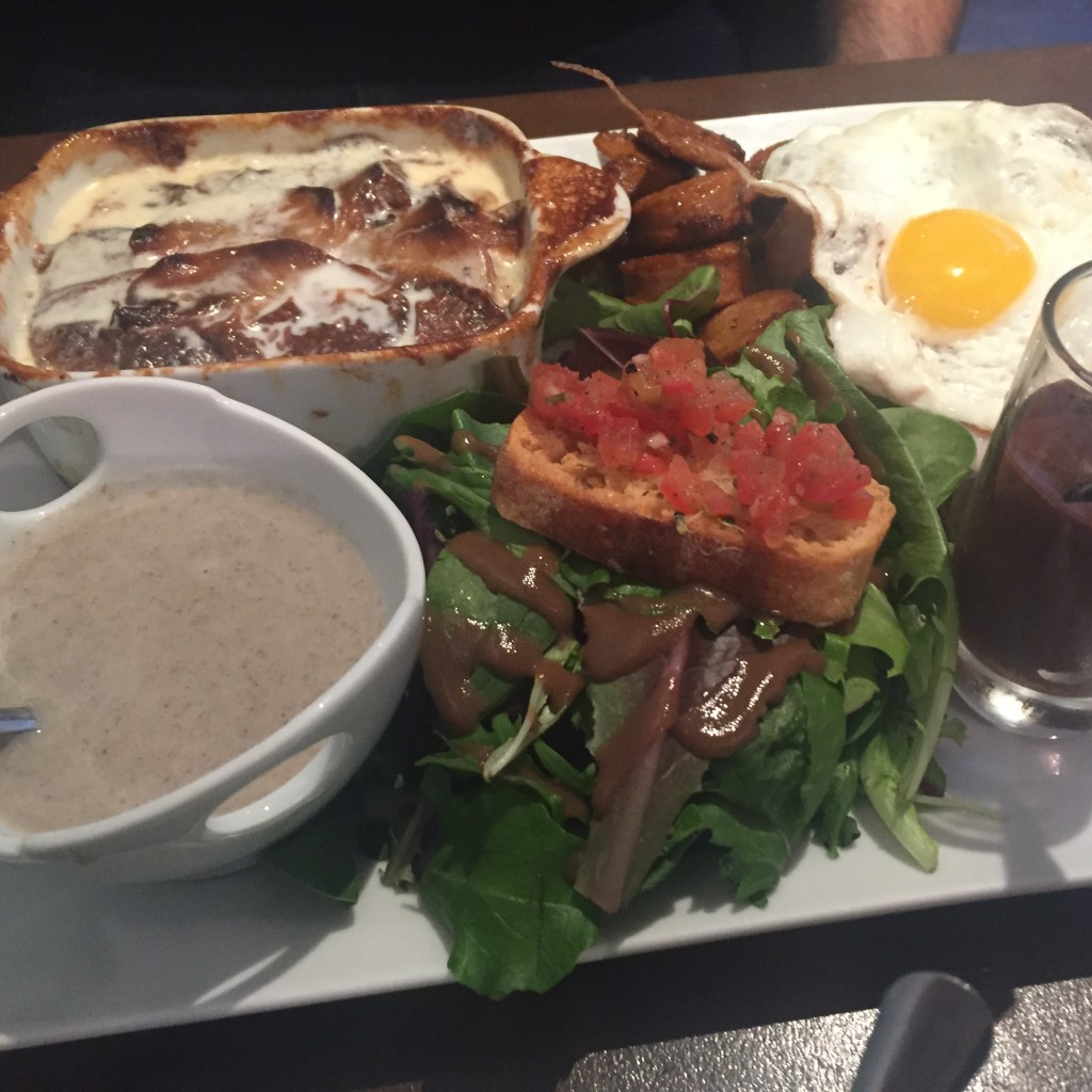 An Authentic French Brunch Spot In The Heart Of Montreal