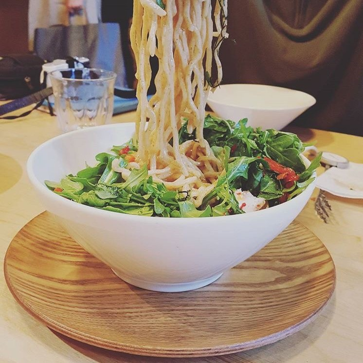 Schlouppe bistrot nakamichi vegan menu restaurant ramen montreal (3)
