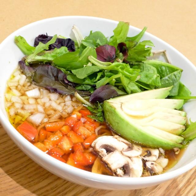 Schlouppe bistrot nakamichi vegan menu restaurant ramen montreal kiwami_randomcuisine