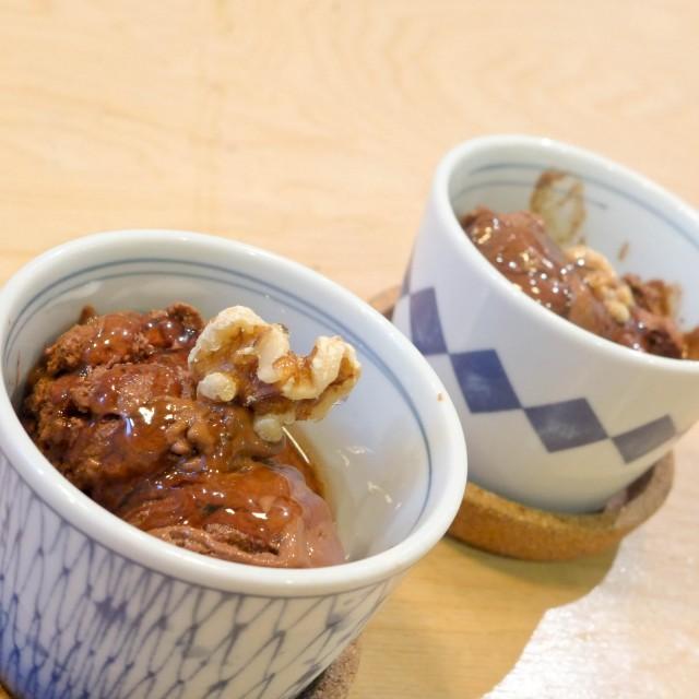 Schlouppe bistrot nakamichi vegan menu restaurant ramen montreal vegan ice cream_randomcuisine