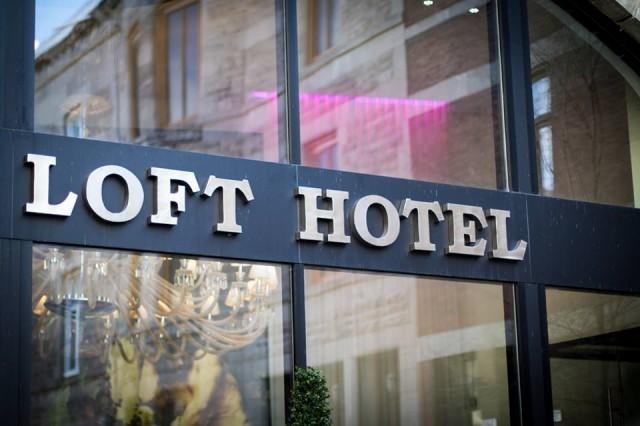 Arte Cavallo x loft hotel montreal 6