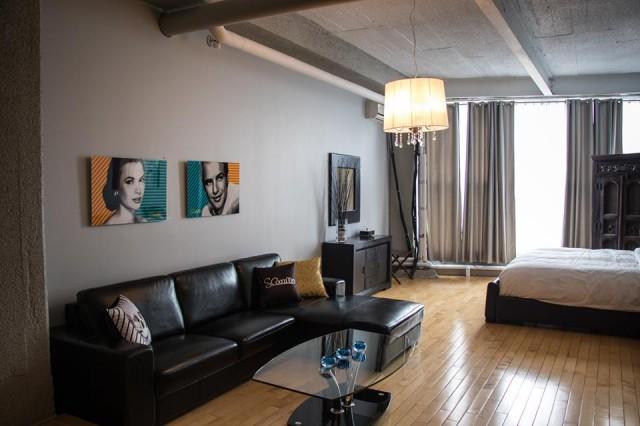 Arte Cavallo x loft hotel montreal 7