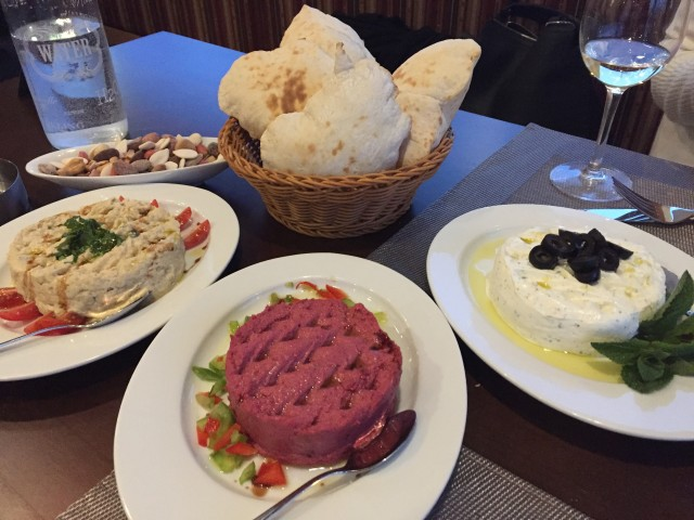 Beroya syrian restaurant laval 7