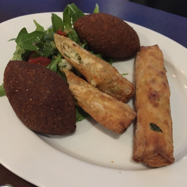 Beroya syrian restaurant laval 8