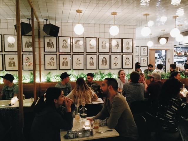 Foiegwa montreal diner restaurant 6