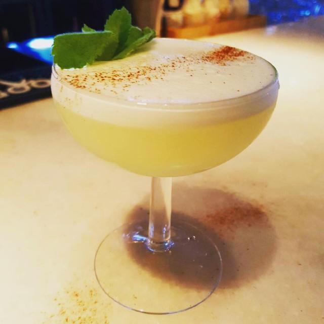 Le Pois Penche Cocktail