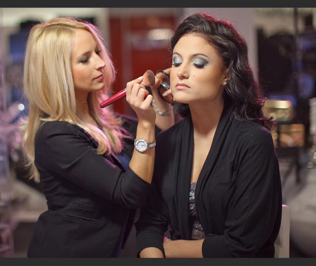 ally zwonok wedding makeup montreal