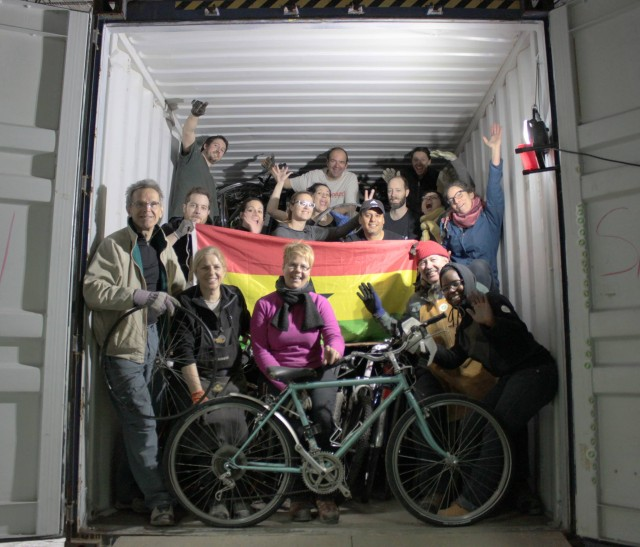 cyclo nord sud montreal bicycle donation 1