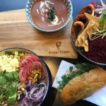 Organic and Healthy Eatery Now Open in Old Montreal