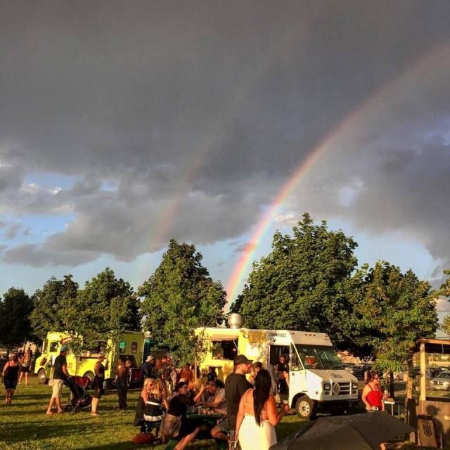 Fold Fest food truck 3 montreal