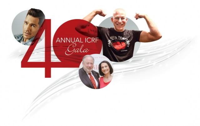 ICRF Gala Logo