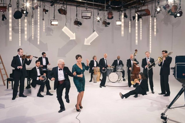 Jazz Fest Pink Martini montreal