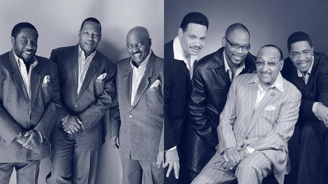 Jazz Fest the Ojays and the Four Tops montreal