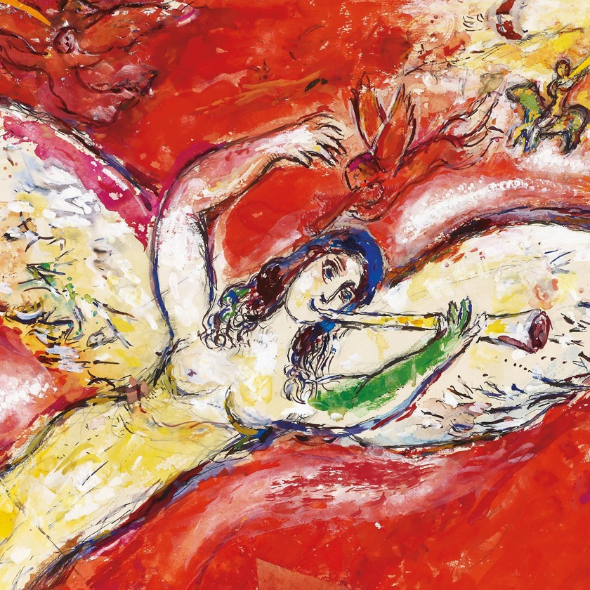 chagall museum of fine arts exhibit montreal 3