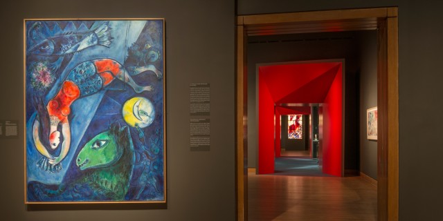 chagall museum of fine arts exhibit montreal 4