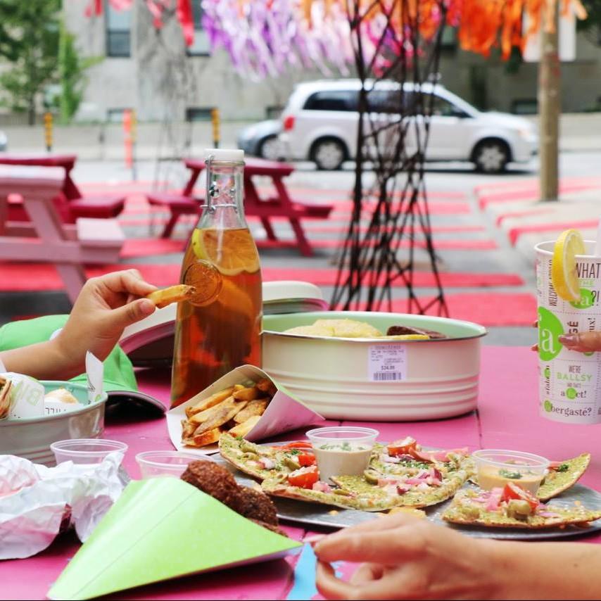falafel avenue mount royal montreal new location vegan vegetarian 1