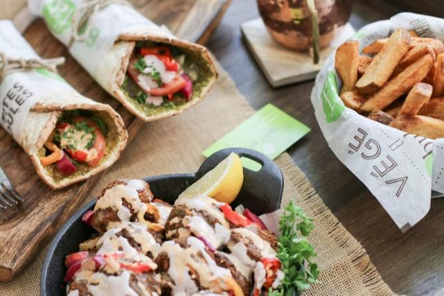 falafel avenue mount royal montreal new location vegan vegetarian 4