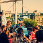 This Summer's Best Bar Terraces to Grab a Drink in Montreal