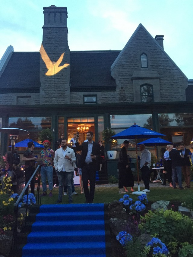 Grey goose sunset soiree forest and stream club montreal 12