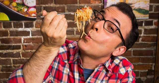 John Catucci 1 Doo wops montreal ethnic show just for laughs festival